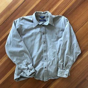 Vintage Nautica Button Up Shirt